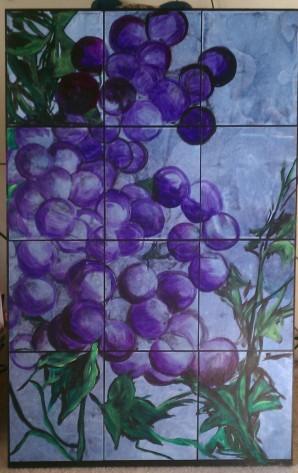 wine paintings