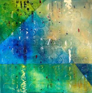 New Painting by Oregon Artist, Cammy Davis