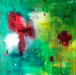 Oregon Artist, Art Music Collaboration, Art, Painting, Contemporary Art