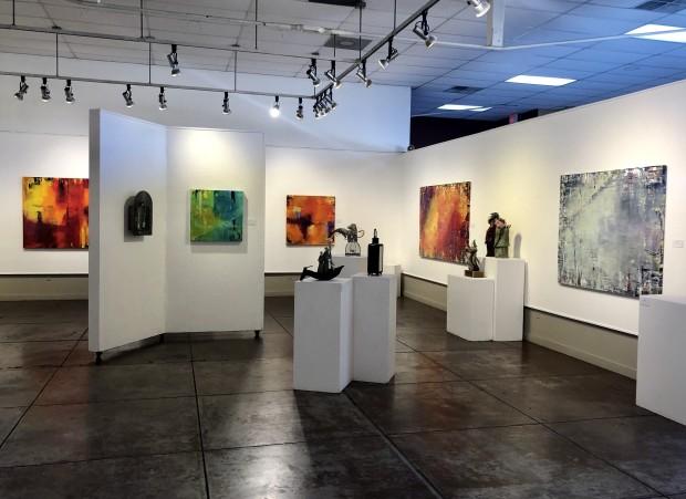 Rogue Gallery & Art Center, RGAC, Medford, Oregon